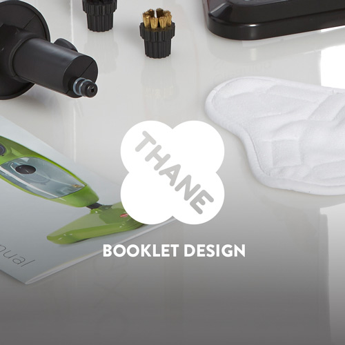 Thane Direct UK QVC channel Booklet