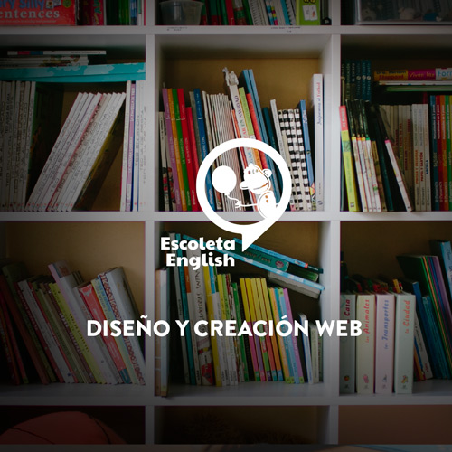 Web para academia de Inglés infantil