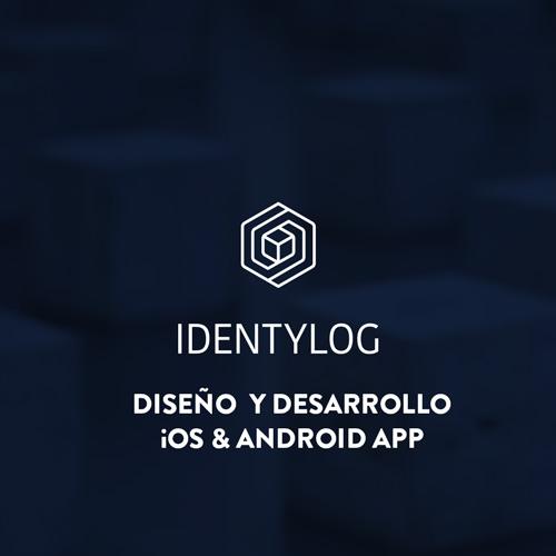 Diseño y desarrollo APP IdentyLOG iOS & Android