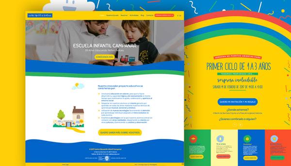 diseno-web-escuela-infantil