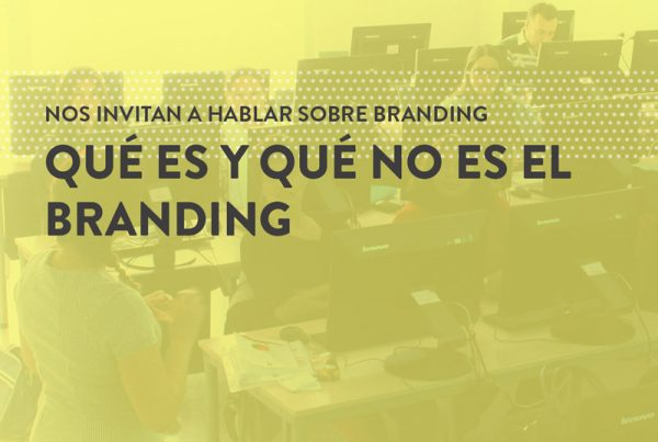charla sobre branding