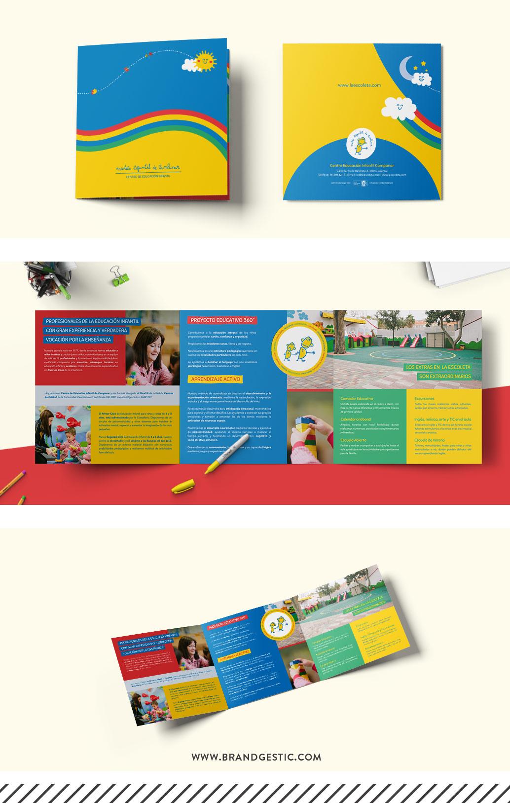 marketing escuelas infantiles