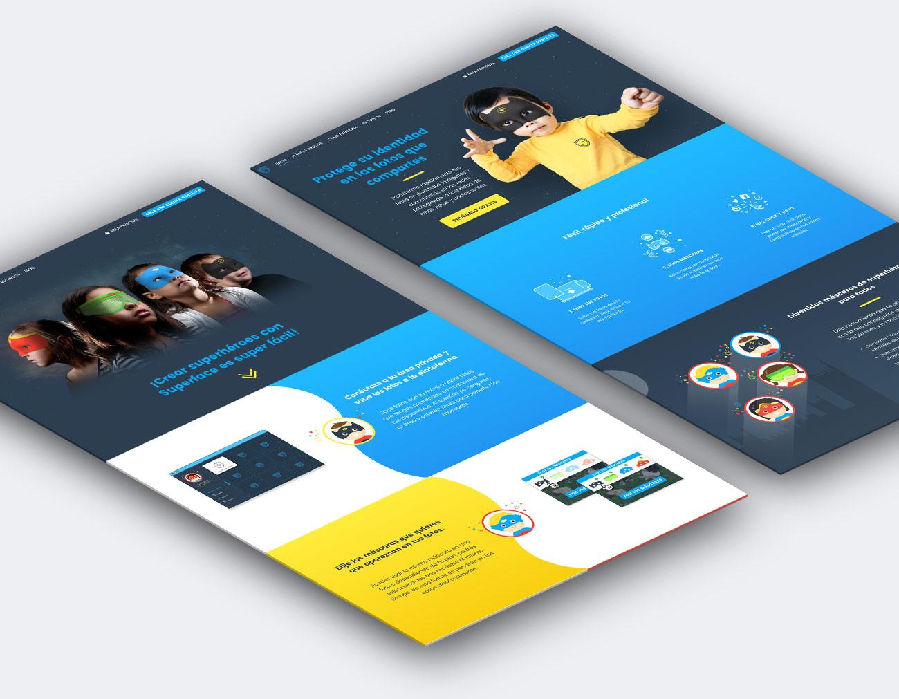 desarrollo aplicacion web