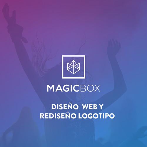 Diseño web Magicbox Singapore