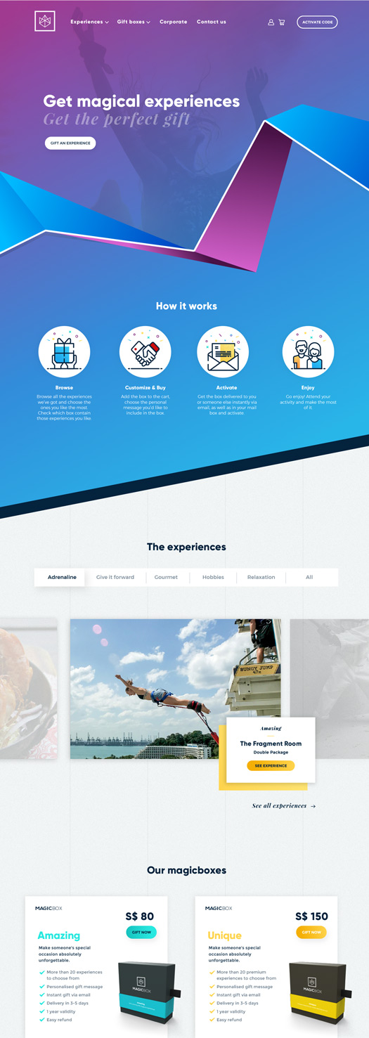 diseño web singapore