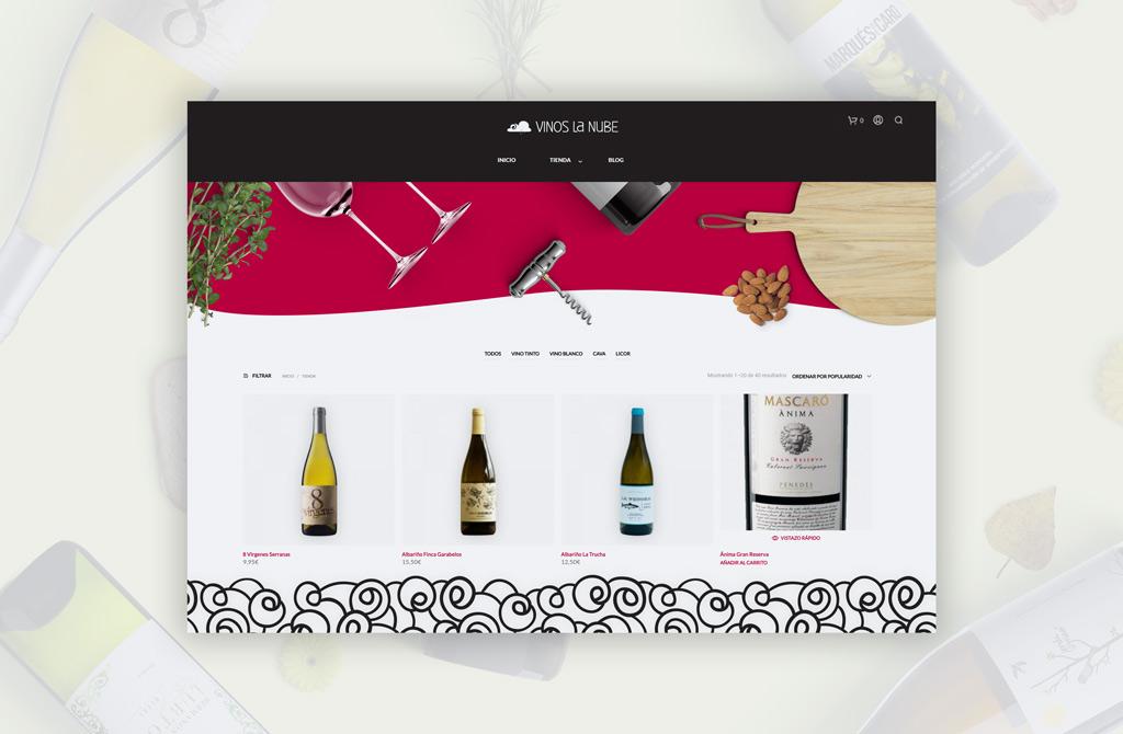 tienda online vinos